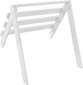 PÅBYGGNAD SÄNG - vit, Design, trä (98/103/23cm) - Carryhome