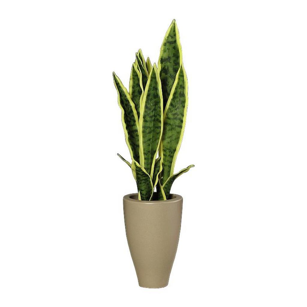 Rostlina Umělá - zelená