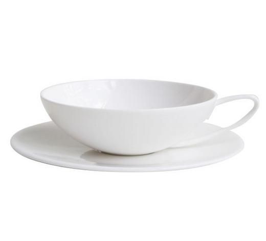 TEETASSE MIT UNTERTASSE  - Basics, Keramik (0,17l) - ASA