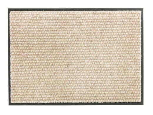 FUßMATTE 67/100 cm - Beige, KONVENTIONELL, Textil (67/100cm) - Schöner Wohnen