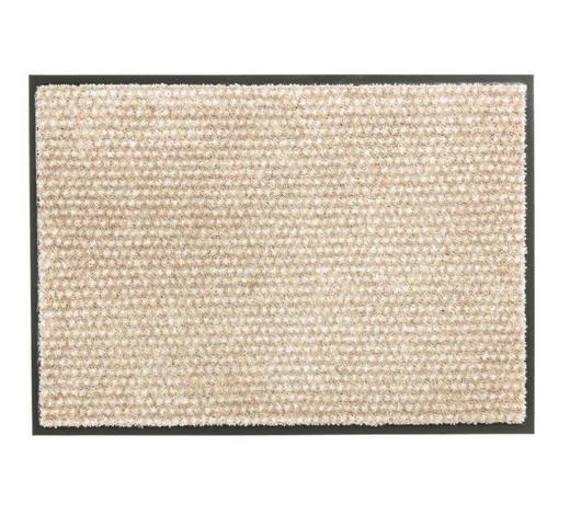FUßMATTE 50/70 cm - Beige, KONVENTIONELL, Textil (50/70cm) - Schöner Wohnen
