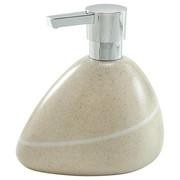 Seifenspender - Sandfarben, Design, Kunststoff (13.5/14.5cm) - Spirella