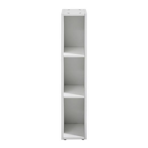 BABYUNTERSTELLREGAL Now! Minimo Weiß - Weiß, Basics, Holzwerkstoff (22,5/91,4/18cm) - Now by Hülsta