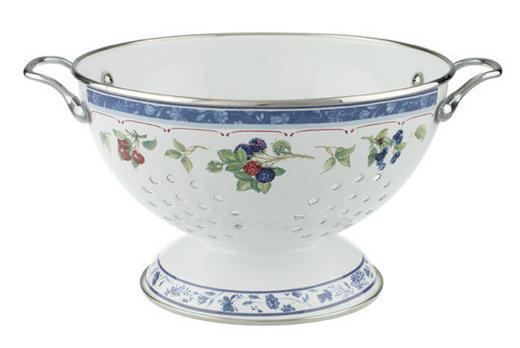 KÜCHENSIEB - Multicolor/Weiß, Basics, Metall (23/13,8cm) - Villeroy & Boch