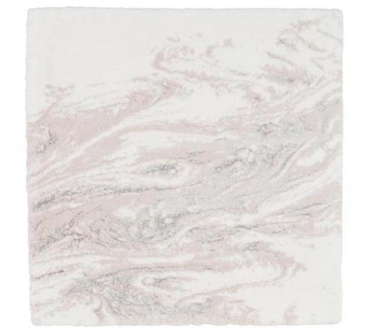 BADTEPPICH in Rosa 60/60 cm  - Rosa, Basics, Kunststoff/Textil (60/60cm) - Ambiente