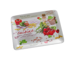 SERVERINGSBRICKA - multicolor, Basics, plast (23/31cm) - Homeware