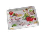 SERVIERTABLETT - Multicolor, Basics, Kunststoff (23/31cm) - Homeware