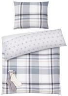 POVLEČENÍ - šedá, Lifestyle, textil (140/200cm) - S. Oliver