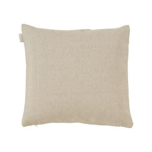 KISSENHÜLLE Naturfarben 40/40 cm - Naturfarben, Basics, Textil (40/40cm) - LINUM