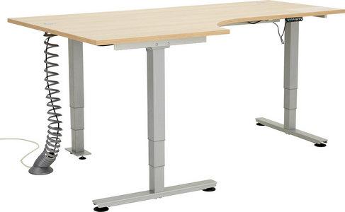 Schreibtisch In Metall Holzwerkstoff Online Kaufen Xxxlutz