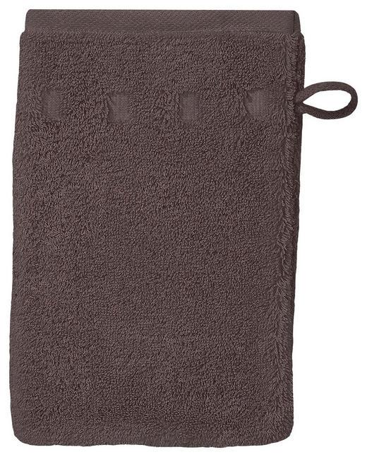 WASCHHANDSCHUH - Grau, Basics, Textil (16/22cm) - VOSSEN