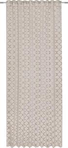FERTIGVORHANG  blickdicht  140/245 cm - Sandfarben, KONVENTIONELL, Textil (140/245cm) - ESPOSA