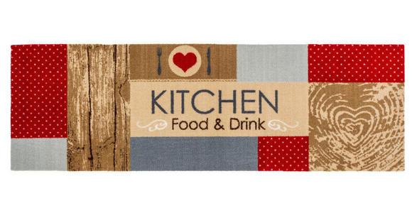 KÜCHENTEPPICH 50/150 cm  - Multicolor, Trend, Textil (50/150cm) - Esposa