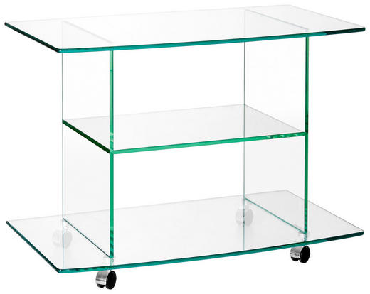 TV-ELEMENT - Design, Glas (80/58/45cm) - Xora