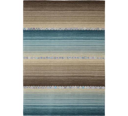 ORIENTTEPPICH 70/140 cm  - Blau/Grau, KONVENTIONELL, Weitere Naturmaterialien (70/140cm) - Esposa