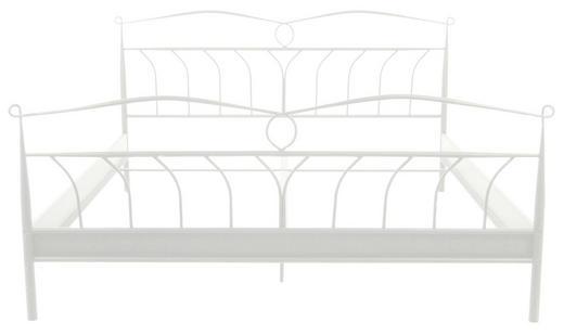 Bett weiß metall  BETT 140/200 cm online kaufen ➤ XXXLutz