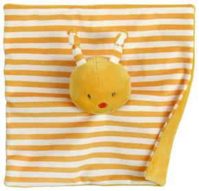 SNUTTEFILT - gul, Basics, textil (20/20cm) - My Baby Lou