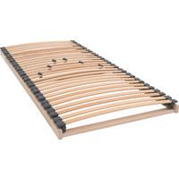 LATTENROST 90/200 cm Buche ,massiv - Basics, Holz (90/200cm) - Joka