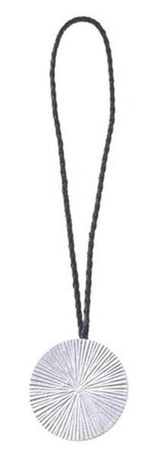 RAFFHALTER  14 cm - Nickelfarben, Basics (14cm) - Esposa