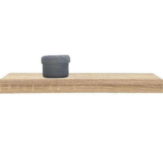 POLICE NÁSTĚNNÁ, Sonoma dub - Sonoma dub, Design, kompozitní dřevo (60/25cm)