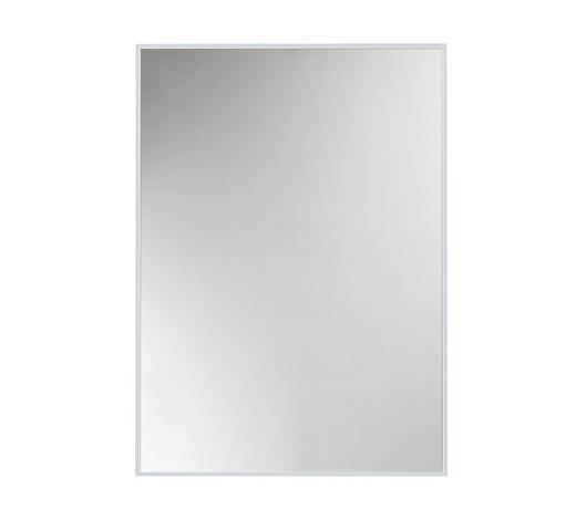 WANDSPIEGEL 51/71/2 cm   - Silberfarben/Alufarben, Design, Glas/Metall (51/71/2cm)
