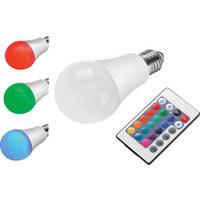 LED-Leuchtmittel E27 - Weiß, Basics (6/10cm)