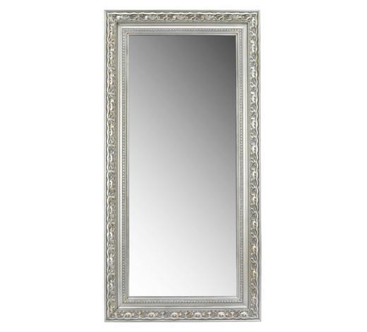 SPIEGEL 100/200/7,6 cm - Silberfarben/Goldfarben, LIFESTYLE, Glas/Holz (100/200/7,6cm) - Landscape