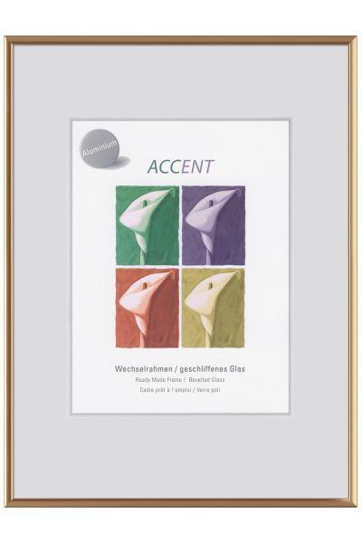BILDERRAHMEN in Goldfarben - Goldfarben, Basics, Metall (40/50cm) - Nielsen