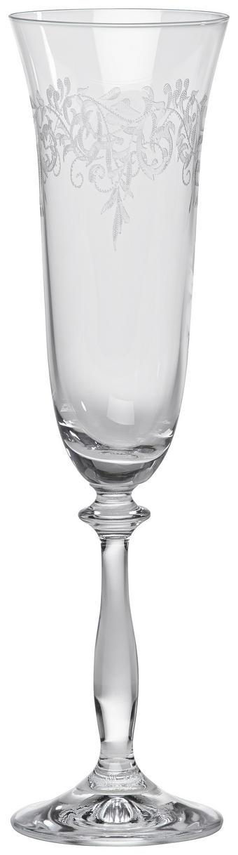 CHAMPAGNEGLAS - klar, Lifestyle, glas (0.19l) - NOVEL
