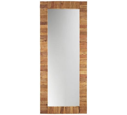 SPIEGEL 70/170/4 cm - Naturfarben, Trend, Glas/Holz (70/170/4cm) - Landscape
