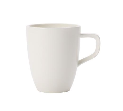 KAFFEEBECHER 380 ml - Weiß, KONVENTIONELL, Keramik (0.38l) - Villeroy & Boch