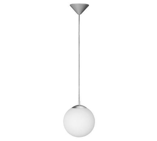 SVJETILJKA VISEĆA - boje nikla, Konvencionalno, metal (30/160cm)