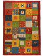ORIENTÁLNÍ KOBEREC, 60/90 cm, vícebarevná, červená - vícebarevná/červená, Lifestyle, textil (60/90cm) - Esposa