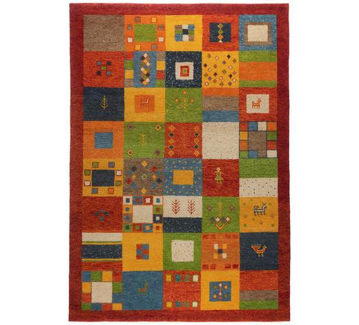 ORIENTTEPPICH 80/300 cm  - Rot/Multicolor, LIFESTYLE, Textil (80/300cm) - Esposa