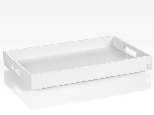 TABLETT - Weiß, Design (52/6/32cm) - Joop!