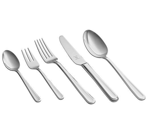 SADA PŘÍBORŮ - barvy stříbra, Konvenční, kov - Justinus