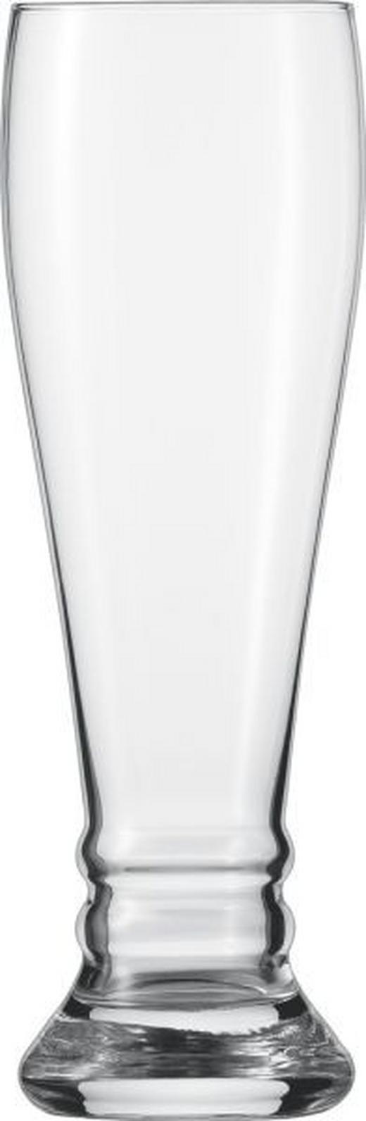 WEIZENBIERGLAS - Klar, Basics, Glas (8/25cm) - SCHOTT ZWIESEL