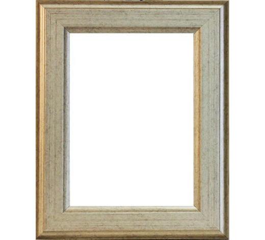 OKVIR ZA SLIKE - boje srebra, Basics, drvo (46/36/1.8cm)