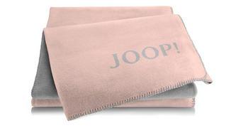 ODEJA UNI DOUBLEFACE - grafit/pastelno roza, Konvencionalno, tekstil (150/200cm) - Joop!