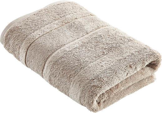 HANDTUCH 50/100 cm - Sandfarben, Textil (50/100cm) - CAWOE