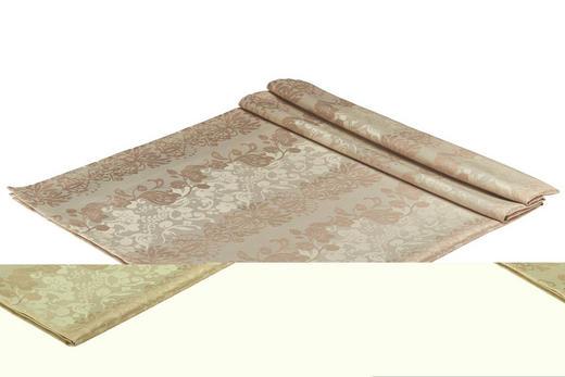 TISCHDECKE Textil Naturfarben 160/260 cm - Naturfarben, Basics, Textil (160/260cm)