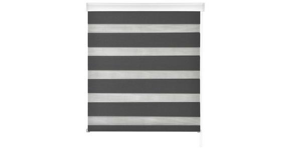 Duorollo Emanuel - Grau, MODERN, Textil (90/210cm) - Luca Bessoni
