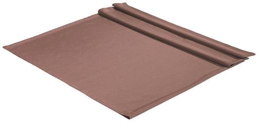 TISCHDECKE Textil Braun 135/220 cm - Braun, Basics, Textil (135/220cm)