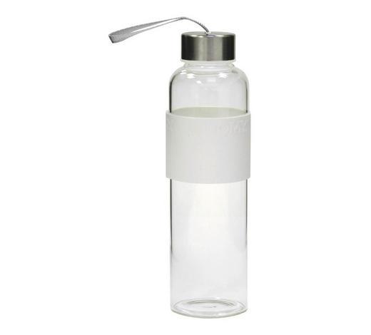 BOCA ZA SOK      0,6 L   - bijela/prozirno, Basics, staklo (7/7/23,5cm)
