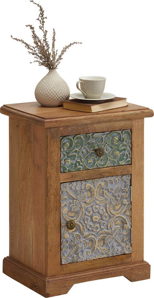 KOMMODE 43/60/32 cm - Multicolor/Braun, Trend, Holz/Holzwerkstoff (43/60/32cm) - Ambia Home