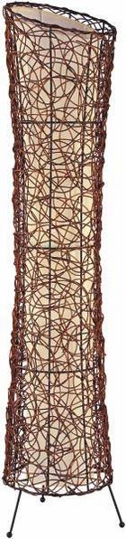 STEHLEUCHTE - KONVENTIONELL, Holzwerkstoff (120cm)