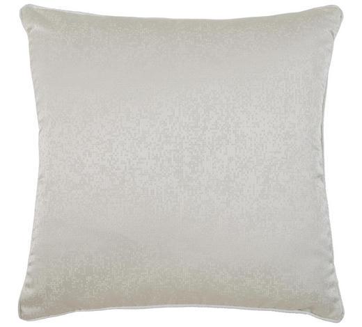 ZIERKISSEN 45/45 cm - Weiß, Design, Textil (45/45cm) - Ambiente