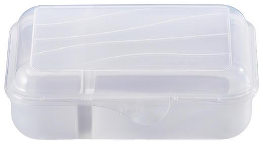 BROTZEITBOX 0,9  L - Transparent, Basics, Kunststoff (17,7/12,9/0,6cm) - Rotho