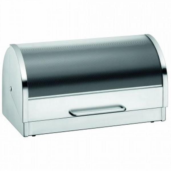 KUTIJA ZA KRUH - boje oplemenjenog čelika, Konvencionalno, staklo/metal (39/21/20cm) - WMF