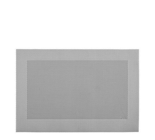 PROSTÍRÁNÍ - barvy stříbra, Basics, textil (30/45cm) - Homeware